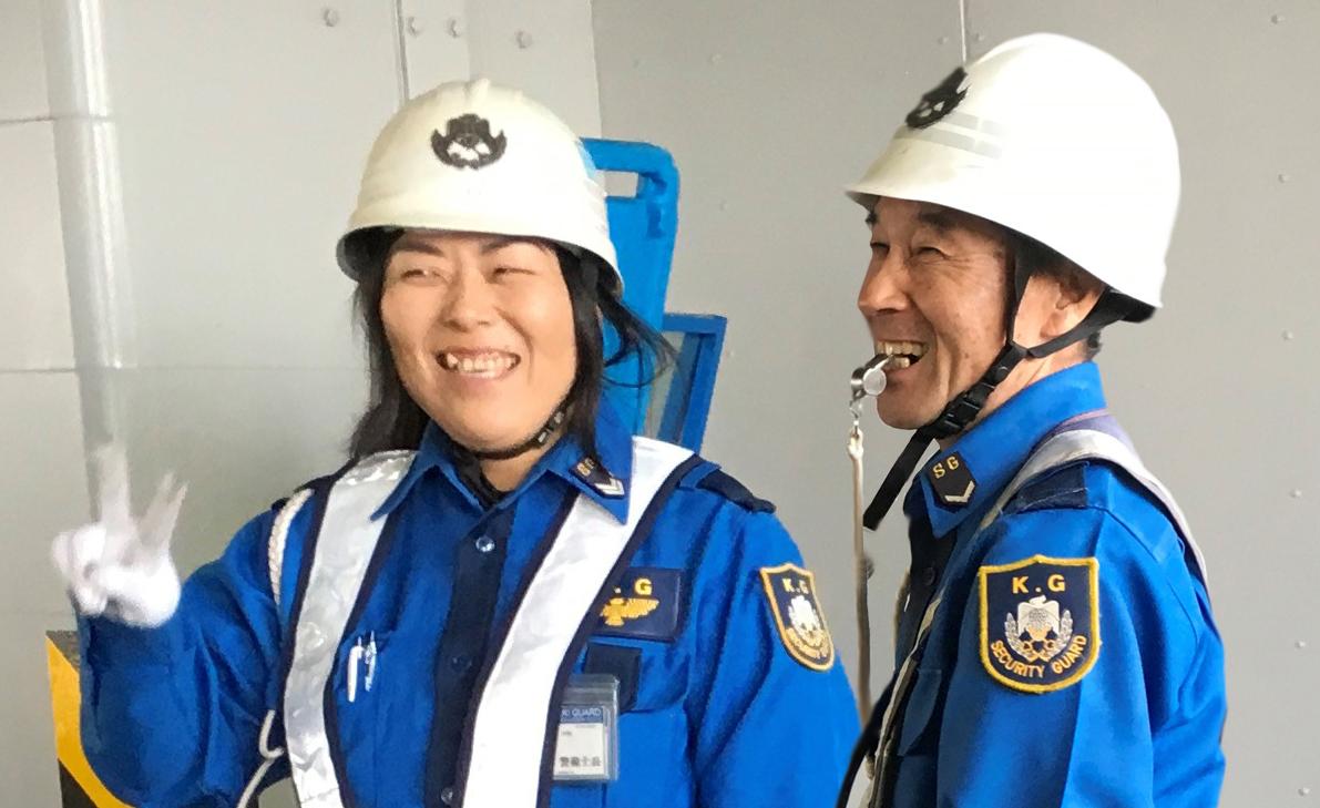 近畿警備保障株式会社 倉敷連島の求人画像