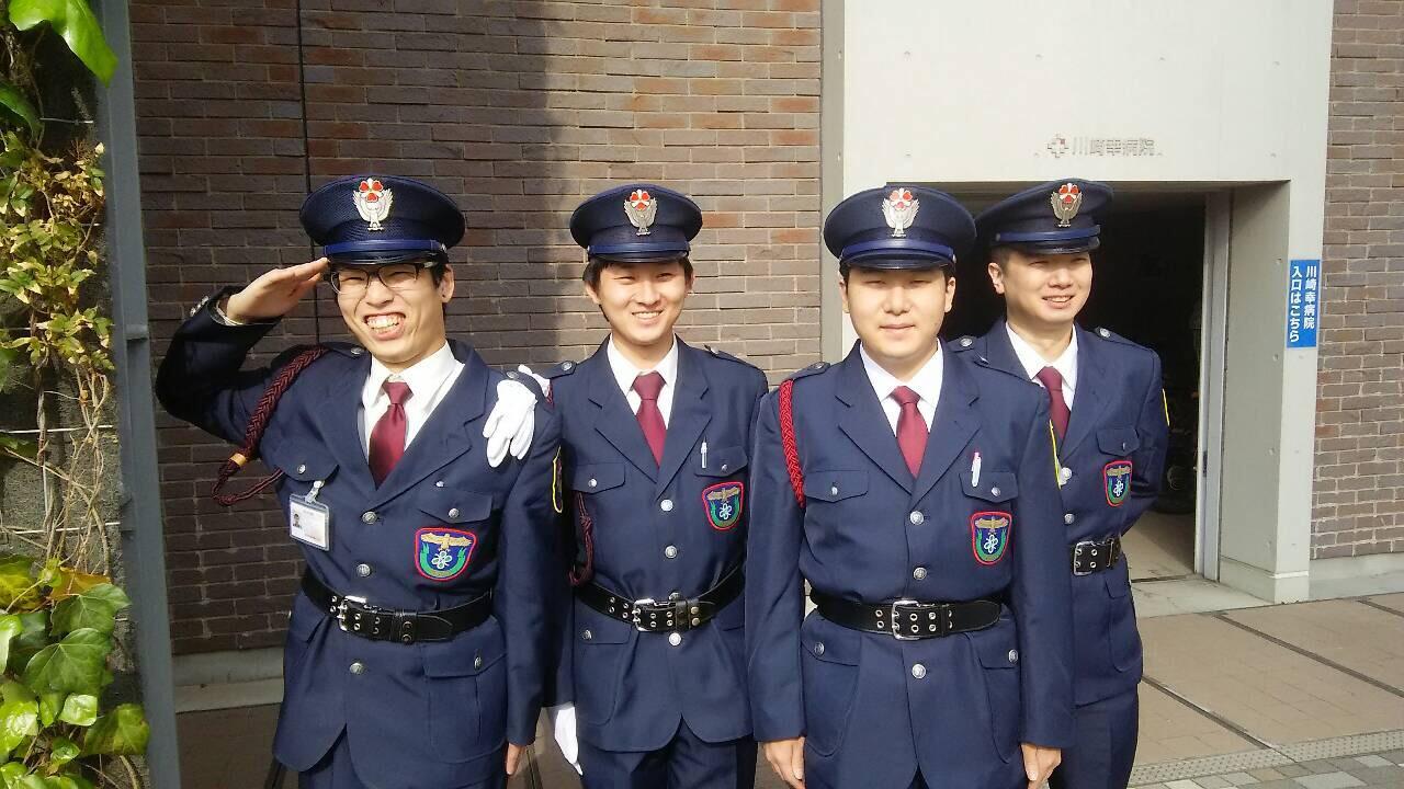 極東警備保障株式会社 川崎幸病院の求人画像
